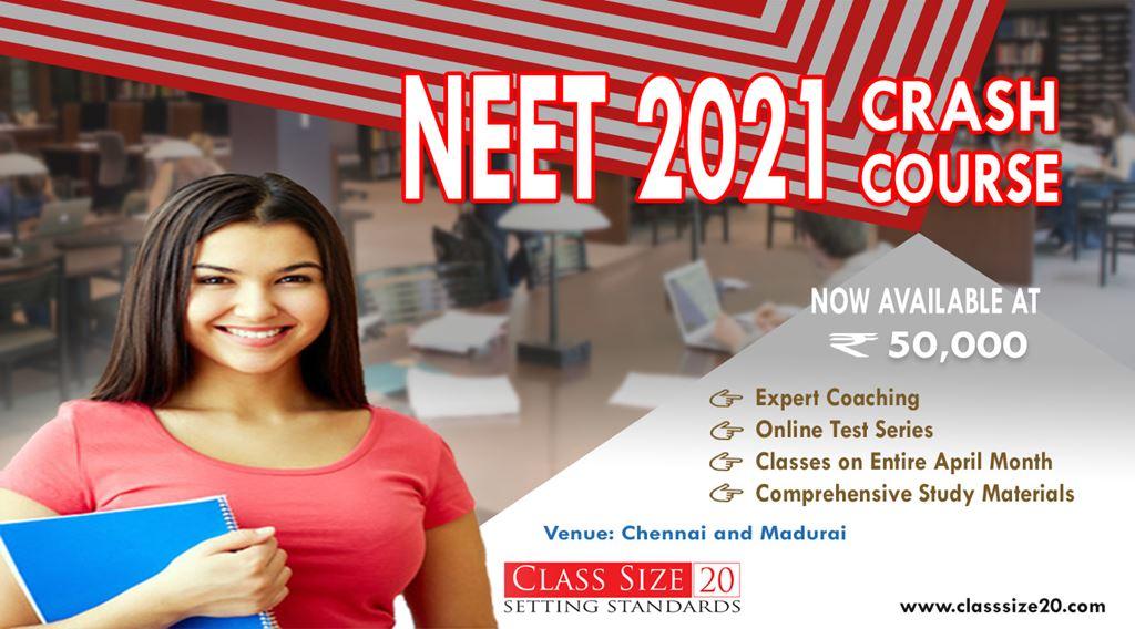 NEET UG 2021 Crash Course