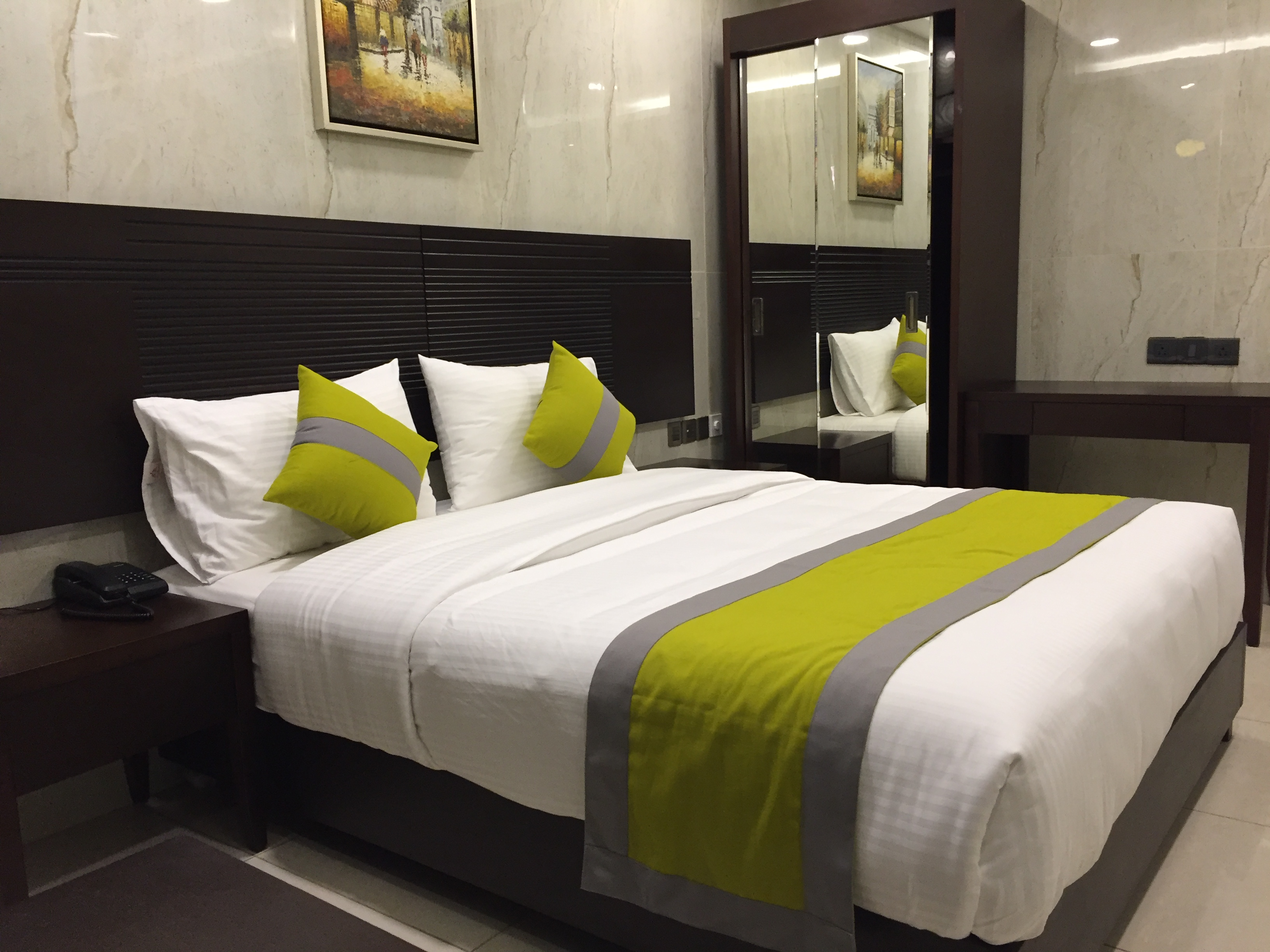 Deluxe Room With Single Occupancy
