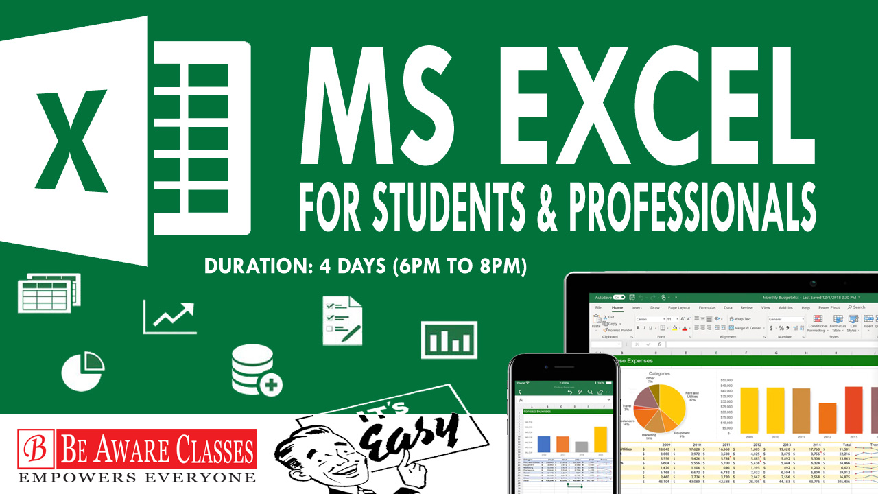 ms-excel-training-course